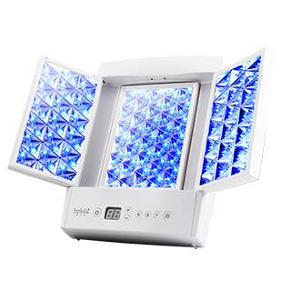美ルル ヒカリプラス 青 LED