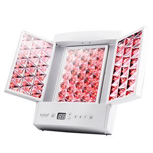 美ルル ヒカリプラス 赤 LED