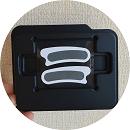 ほうれい線専用のマイクロニードルパッチ